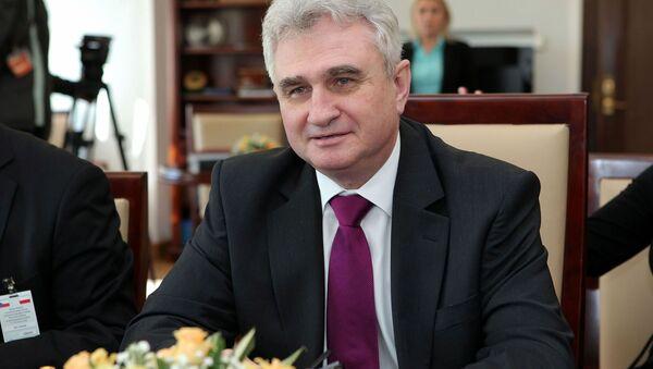 předseda senátu Milan Štěch - Sputnik Česká republika
