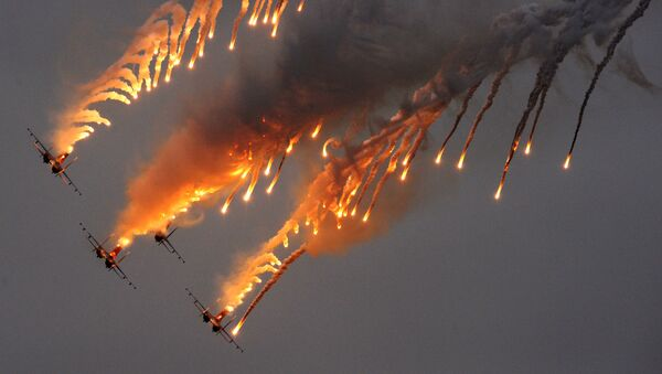 Nejlepší bojová letadla Ruska - Sputnik Česká republika