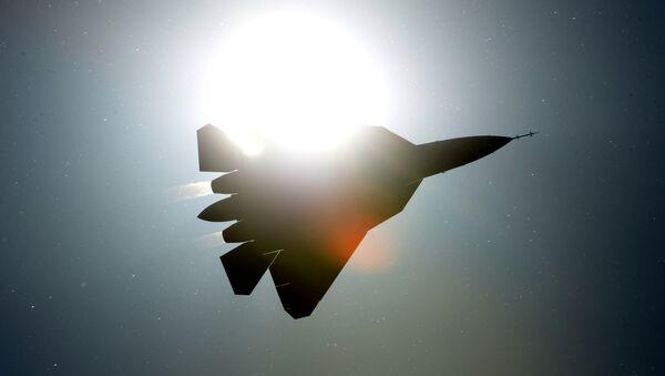 PAK FA Т-50 bude vyzbrojen dvěma leteckými kanóny GŠ-30-1, které budou schopné vykonat do 1800 výstřelů za minutu. - Sputnik Česká republika