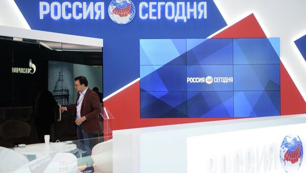 Rossija segodňa (Rusko dnes) - Sputnik Česká republika