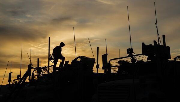 Vojácí NATO v Afghánistánu. Ilustrační foto. - Sputnik Česká republika