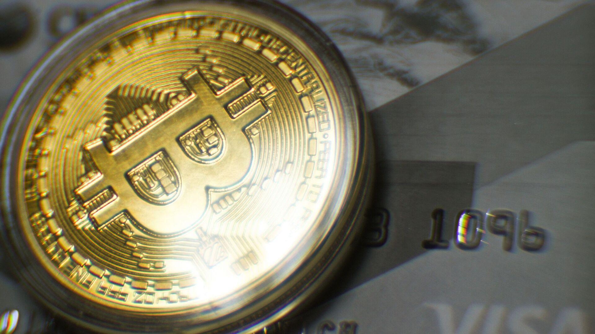Mince bitcoinu - Sputnik Česká republika, 1920, 24.09.2021