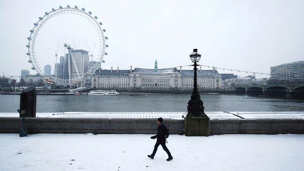 Londýn, Británie - Sputnik Česká republika