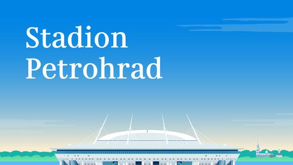 Stadion Petrohrad - Sputnik Česká republika