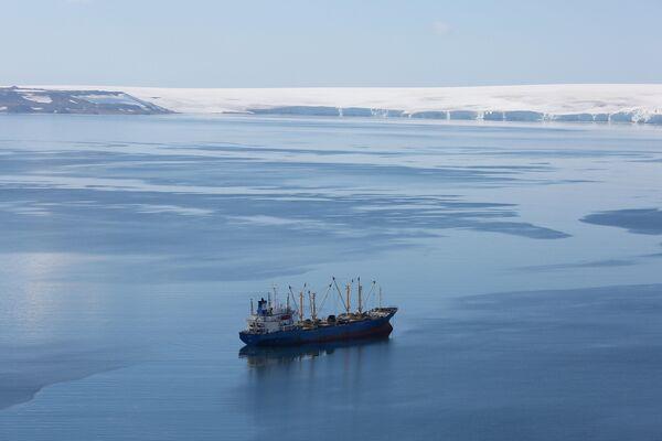 Antarktida a klimatické změny - Sputnik Česká republika