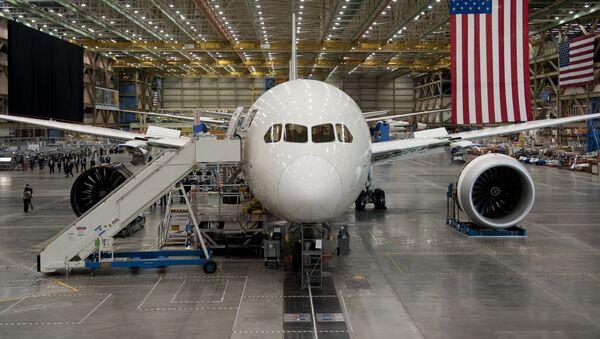 Boeing-787 Dreamliner. Ilustrační foto - Sputnik Česká republika