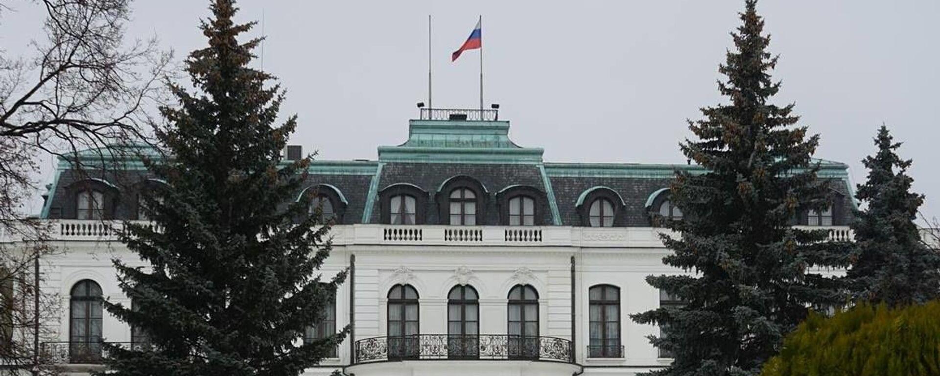 Velvyslanectví Ruska v Praze - Sputnik Česká republika, 1920, 15.09.2021
