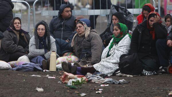 Uprchlíci - Sputnik Česká republika