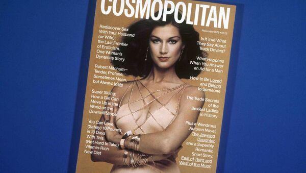 Cosmopolitan - Sputnik Česká republika