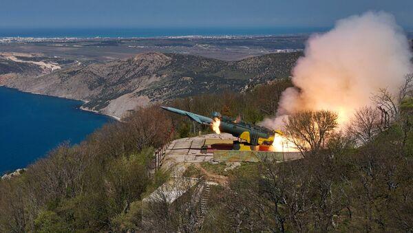 Okřídlená raketa. Ilustrační foto - Sputnik Česká republika