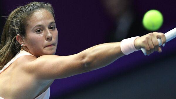 Ruská tenistka Darja Kasatkinová - Sputnik Česká republika