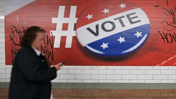 Volby prezidenta v USA - Sputnik Česká republika