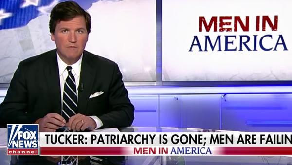 Fox News: V USA se potlačování mužů stalo statní politikou - Sputnik Česká republika