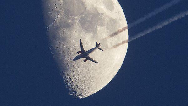 Letadlo. - Sputnik Česká republika