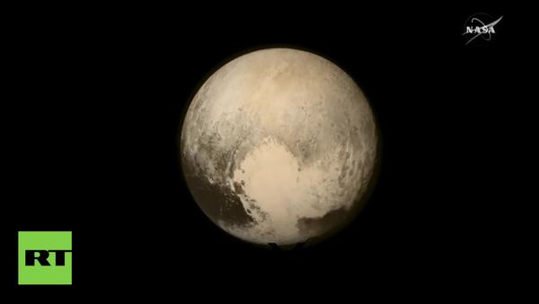 Nejdetailnější fotografie trpasličí planety Pluto - Sputnik Česká republika