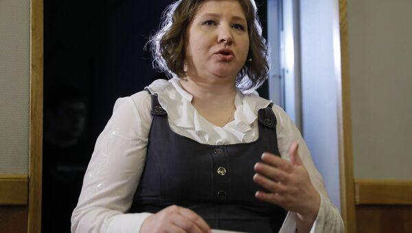 Viktoria Skripalová - Sputnik Česká republika