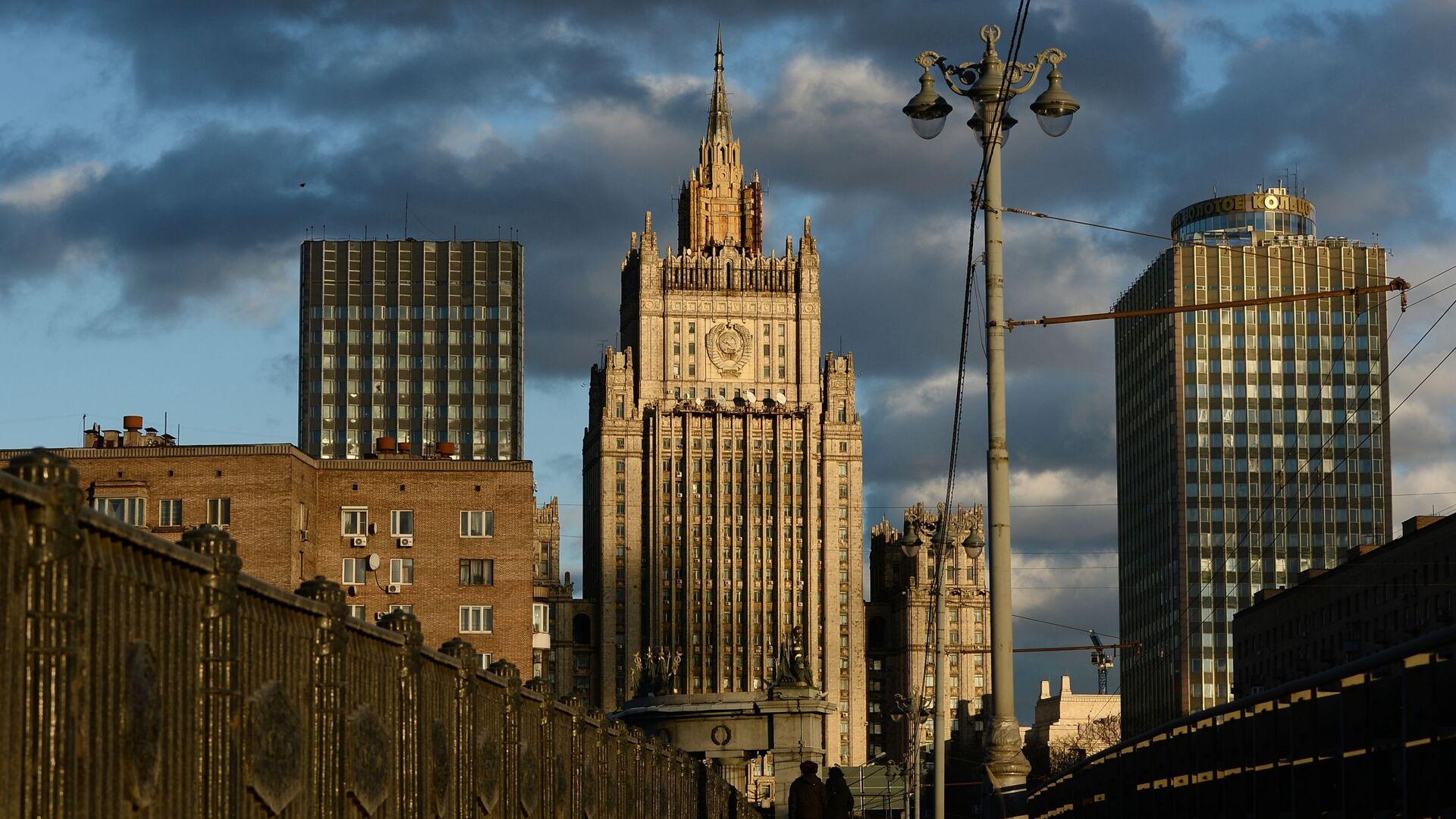 Ministerstvo zahraničí Ruska - Sputnik Česká republika, 1920, 14.10.2021