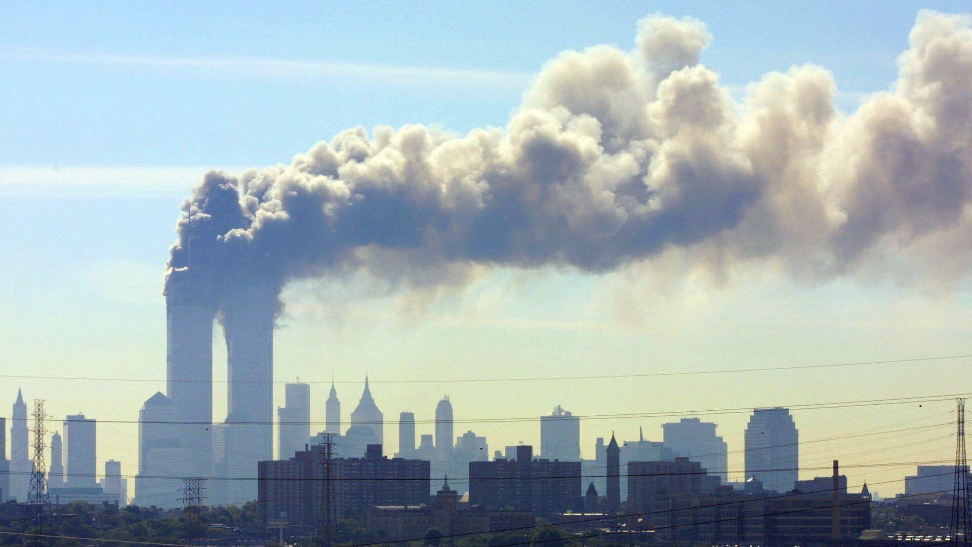 Útok 11. září 2001 - Sputnik Česká republika, 1920, 11.09.2021