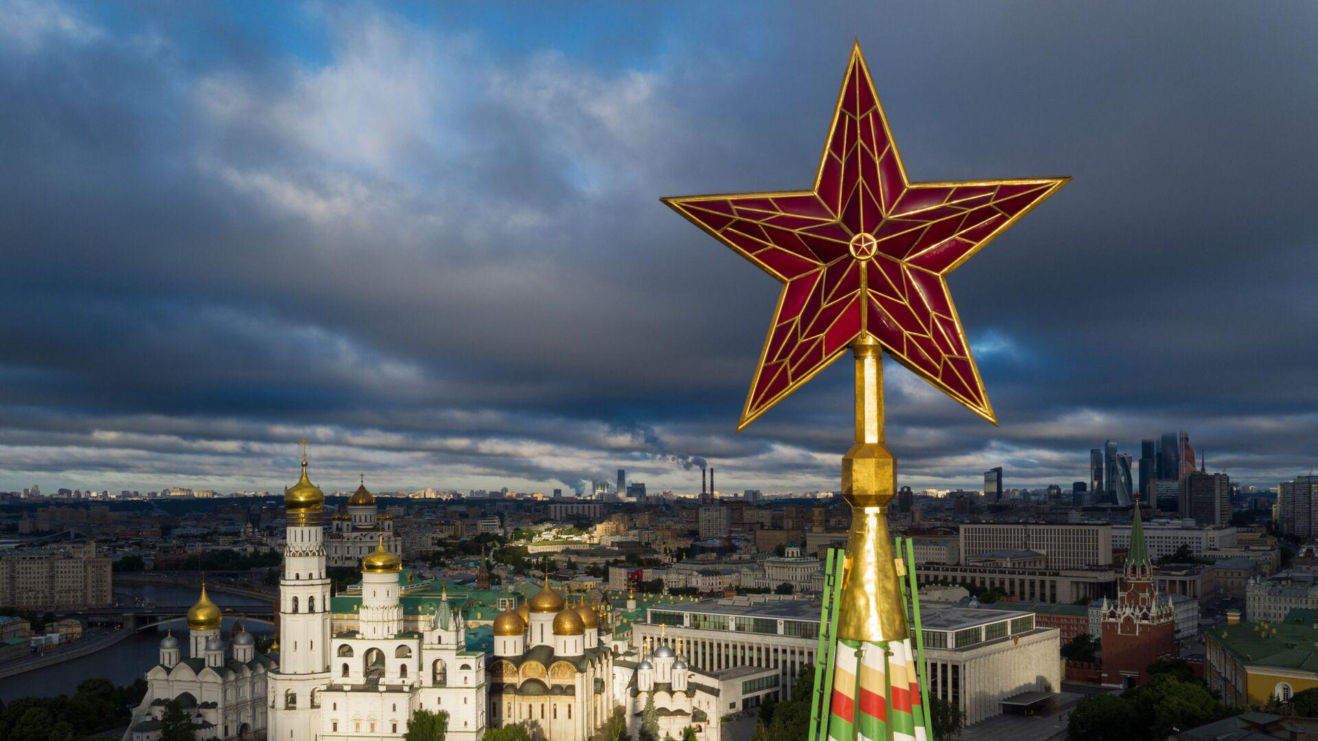 Kreml - Sputnik Česká republika, 1920, 07.09.2021