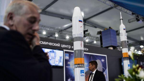 Maketa rakety Sojuz -5.1 - Sputnik Česká republika