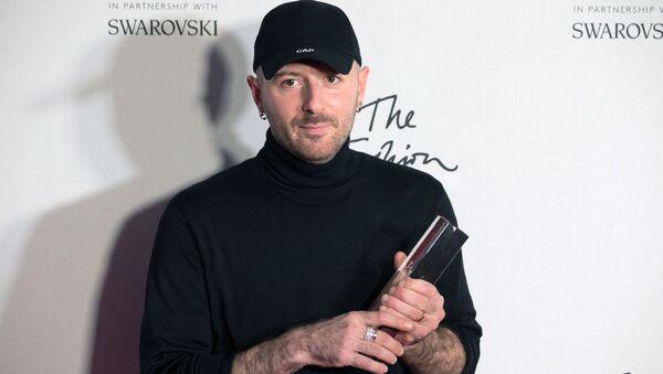 Креативный директор французского люксового бренда Balenciaga Демна Гвасалия - Sputnik Česká republika