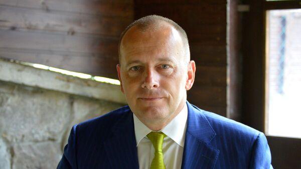 Slovenský politik a podnikatel Boris Kollár - Sputnik Česká republika