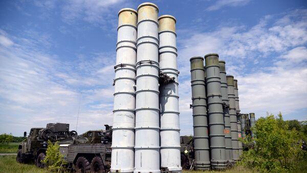 Raketový komplet S-300 - Sputnik Česká republika