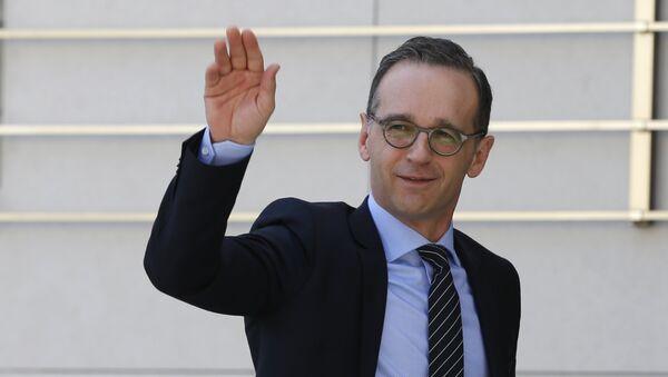 Ministr zahraničí Heiko Maas - Sputnik Česká republika