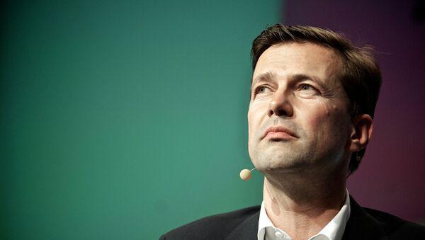Mluvčí německé vlády Steffen Seibert - Sputnik Česká republika