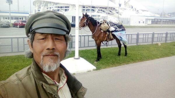 Cestoval Qin Li v Soči - Sputnik Česká republika