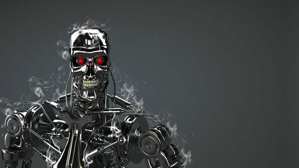Hrozí světu zrození Skynetu jako ve filmu Terminátor? Český expert o nových technologiích - Sputnik Česká republika