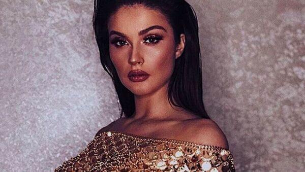 Modelka Oriola Marashi. Ilustrační foto - Sputnik Česká republika