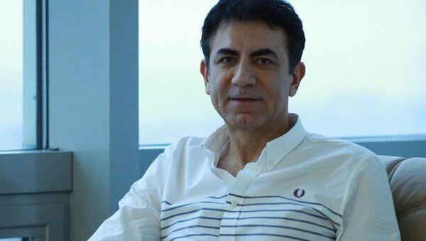 Turecký byznysmen Hayri Ugur - Sputnik Česká republika