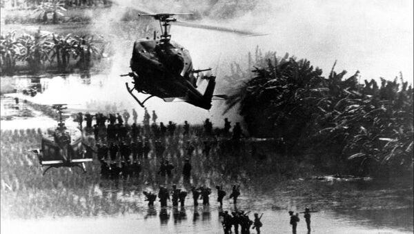 Vietnamská válka. 1967 - Sputnik Česká republika