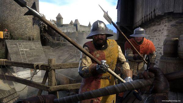 Záběr z počítačové hry Kingdom Come: Deliverance - Sputnik Česká republika