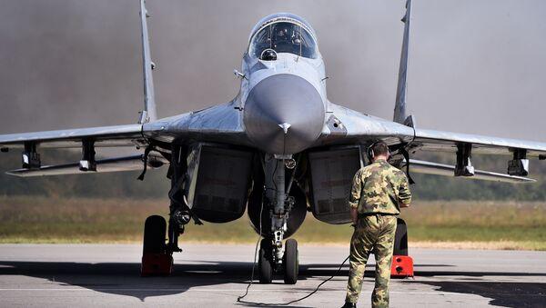 MiG 29 - Sputnik Česká republika