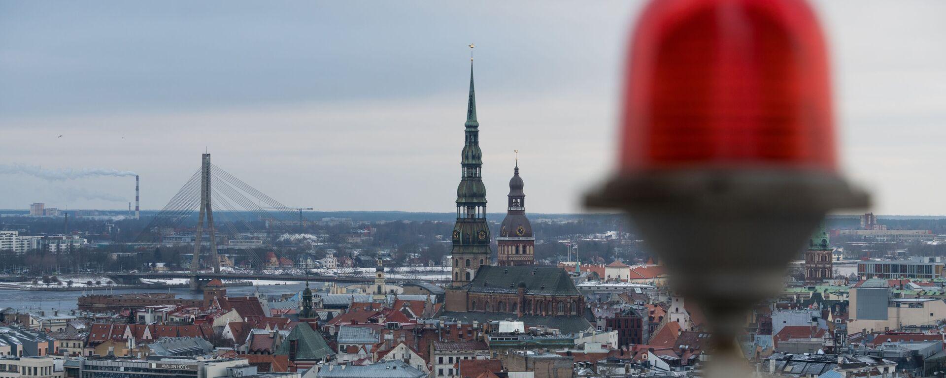 Riga, Lotyšsko - Sputnik Česká republika, 1920, 19.06.2021