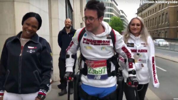 London maraton - Sputnik Česká republika