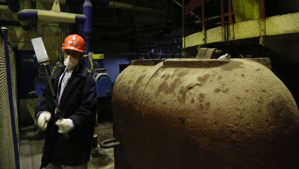 Měření radiace reaktoru - Sputnik Česká republika