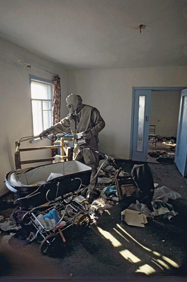 Tajemství Černobylu stále lákají. Černobyl po 30. letech - Sputnik Česká republika