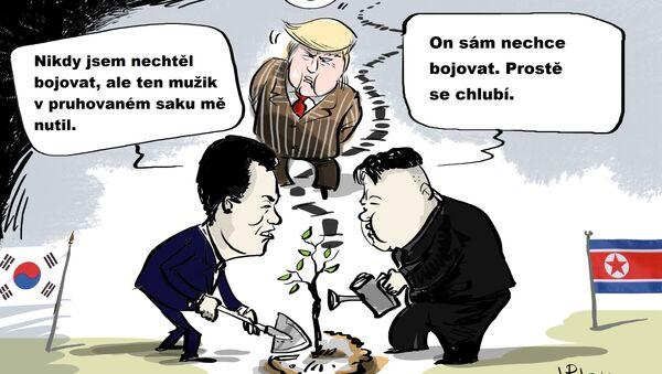 Strom míru - Sputnik Česká republika