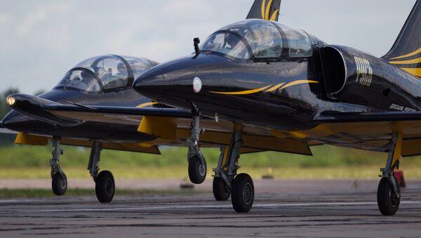 Letadla L-39 - Sputnik Česká republika