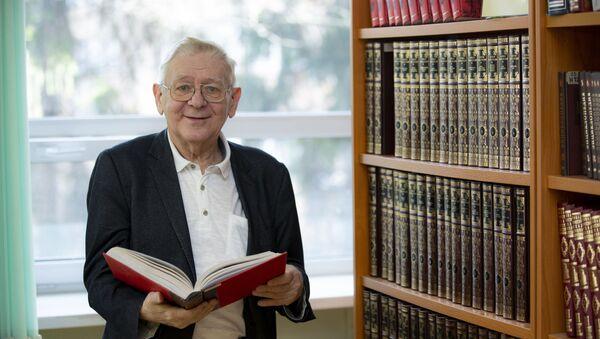Profesor Technické univerzity v Liberci v České republice Anton Fojtík - Sputnik Česká republika