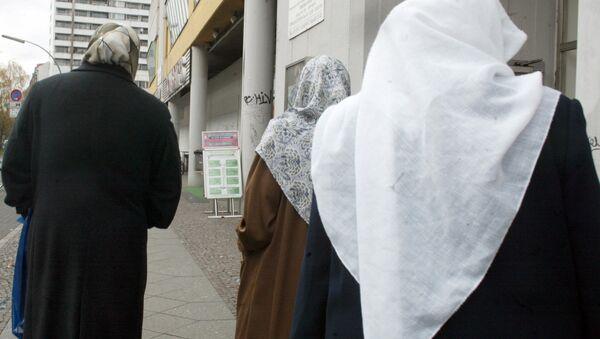 Muslimky. Ilustrační foto - Sputnik Česká republika