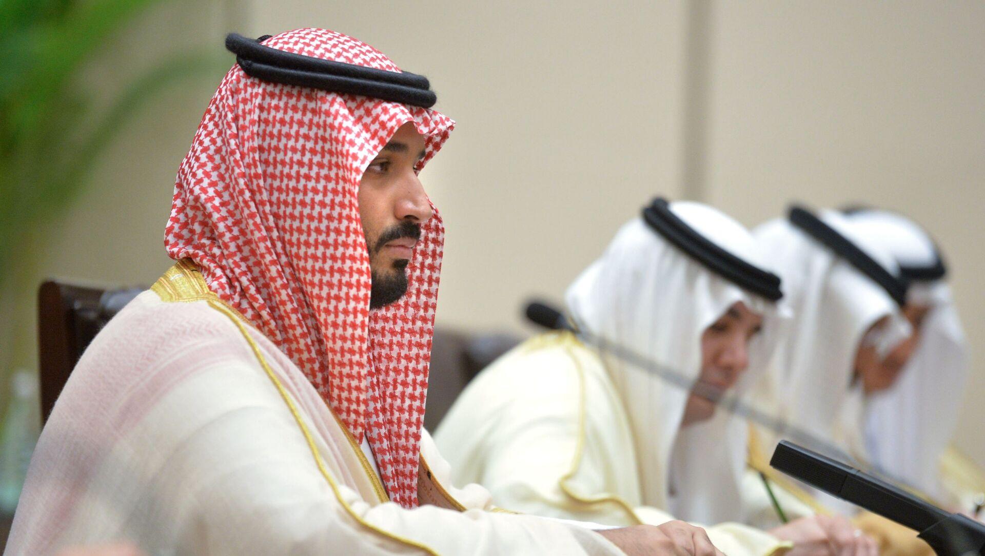 Saúdský korunní princ Mohamed bin Salmán - Sputnik Česká republika, 1920, 26.02.2021