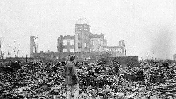 Hirošima, Japonsko - Sputnik Česká republika