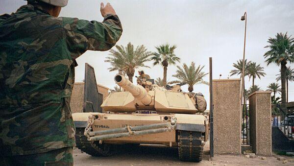 Americká armáda v Iráku - Sputnik Česká republika