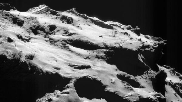 Kometa 67P/Čurjumov-Gerasimenko - Sputnik Česká republika