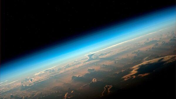 Pohled na Zemi s paluby ISS - Sputnik Česká republika
