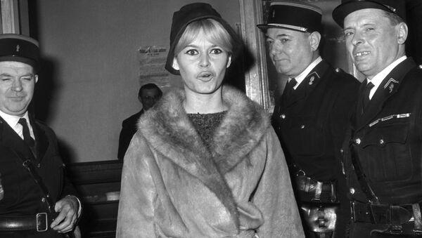 Francouzská herečka Brigitte Bardotová - Sputnik Česká republika